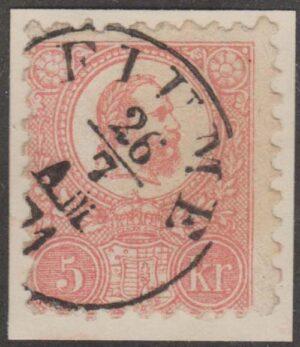 Fiume Postmark